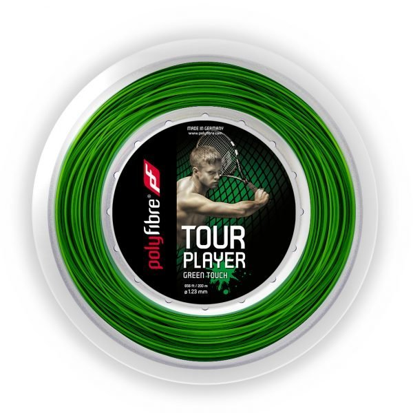 Tour Player Green Touch Rolle