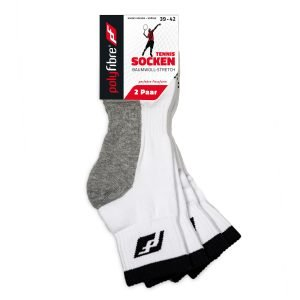 Polyfibre Tennissocken